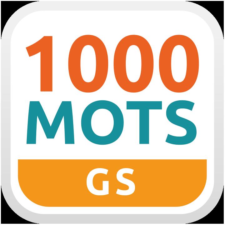 Populaire 1000 mots pour apprendre à lire UM28