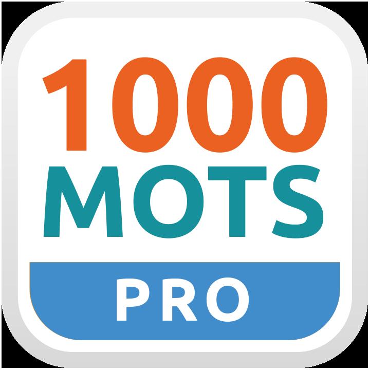 1000 mots pour apprendre lire - Pro des mots 210 ...